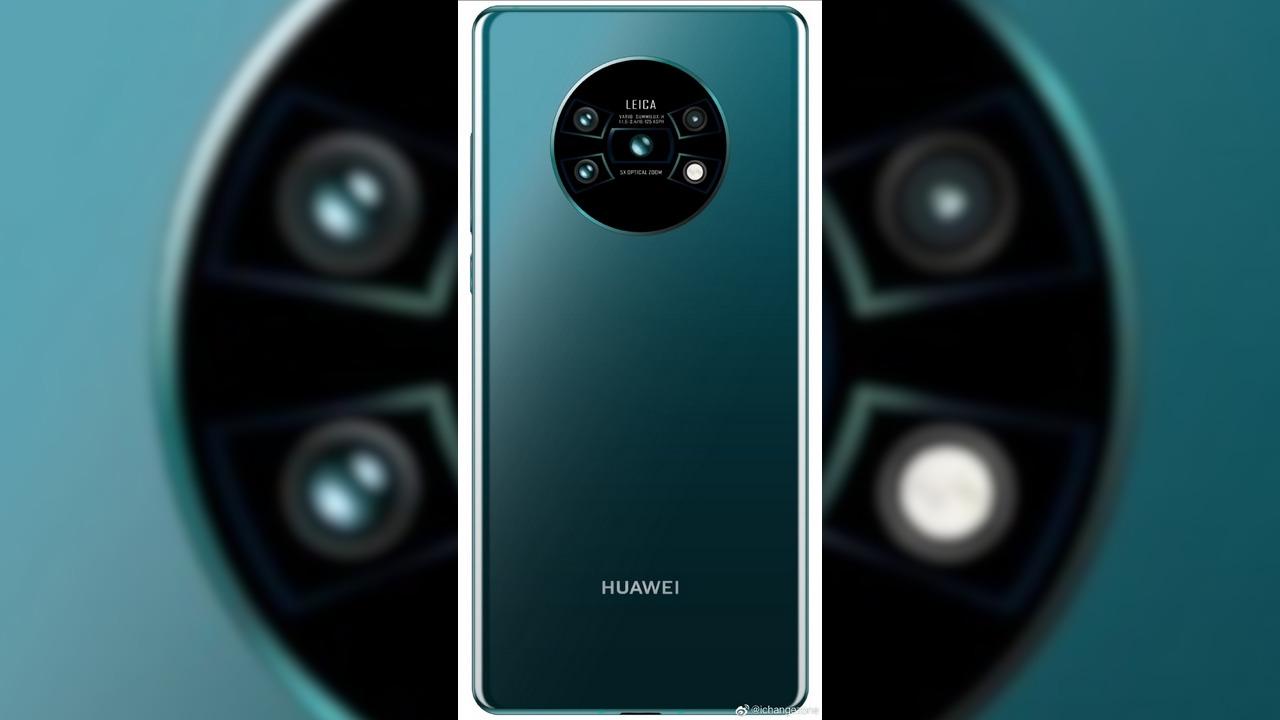Huawei Mate 30 vs. Mate 30 Pro