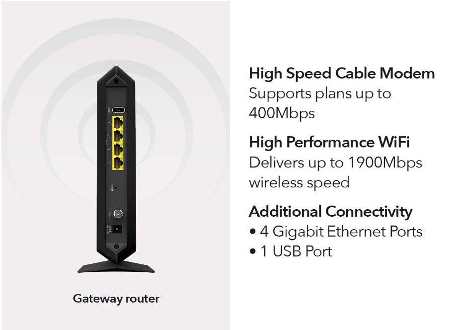 modem e un router
