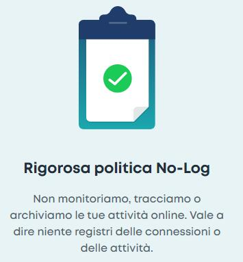 Politica zero registrazioni