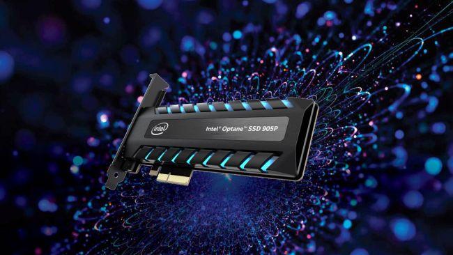SSD Intel Optane 905P