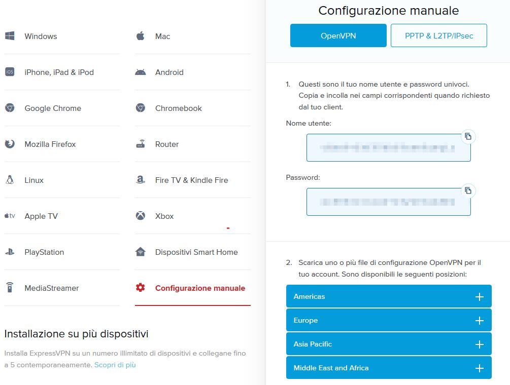 Configurare una VPN su un Router