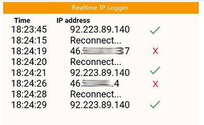 Private Internet Access per Android