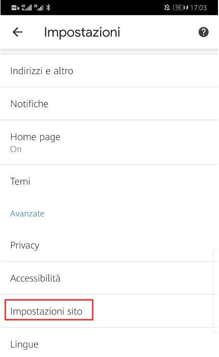Bloccare le Pubblicità su Android