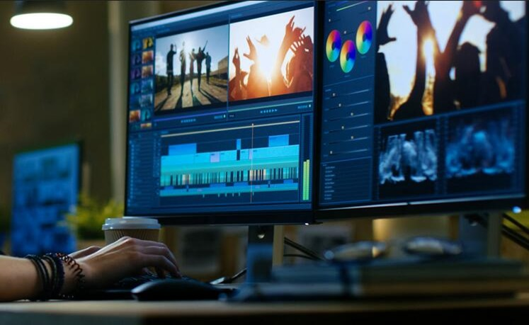 PC per Video Editing