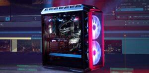 PC Per Rendering 3D
