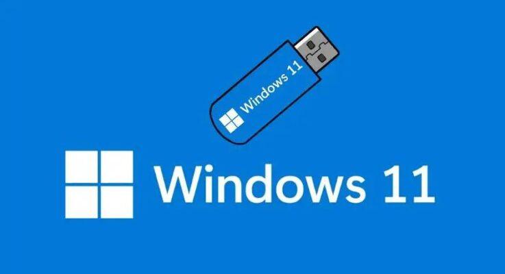 Come Installare Windows 11 da una USB ?