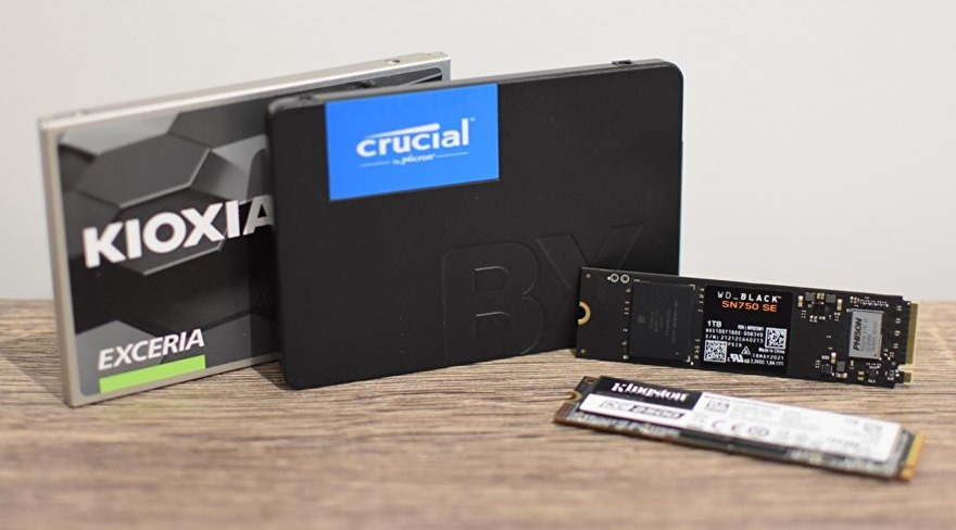 Installare un SSD